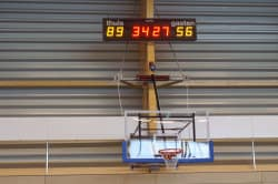 multi purpose indoor scorebord