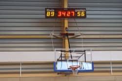 multi purpose indoor scorebord