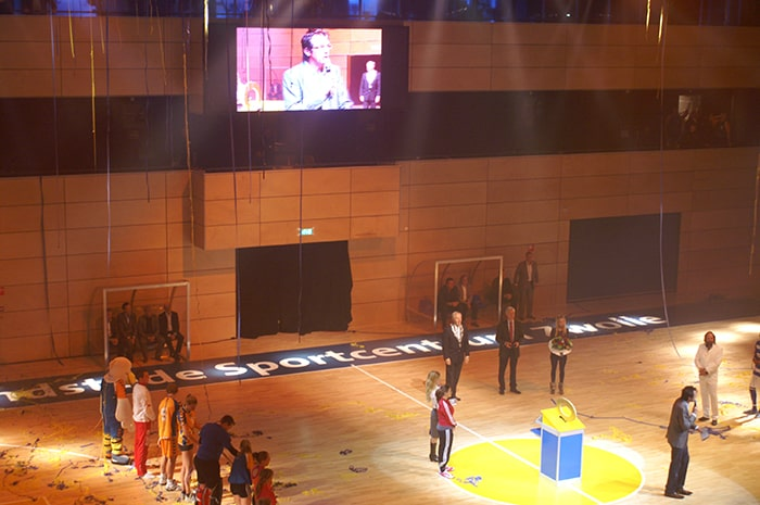 indoor led scherm